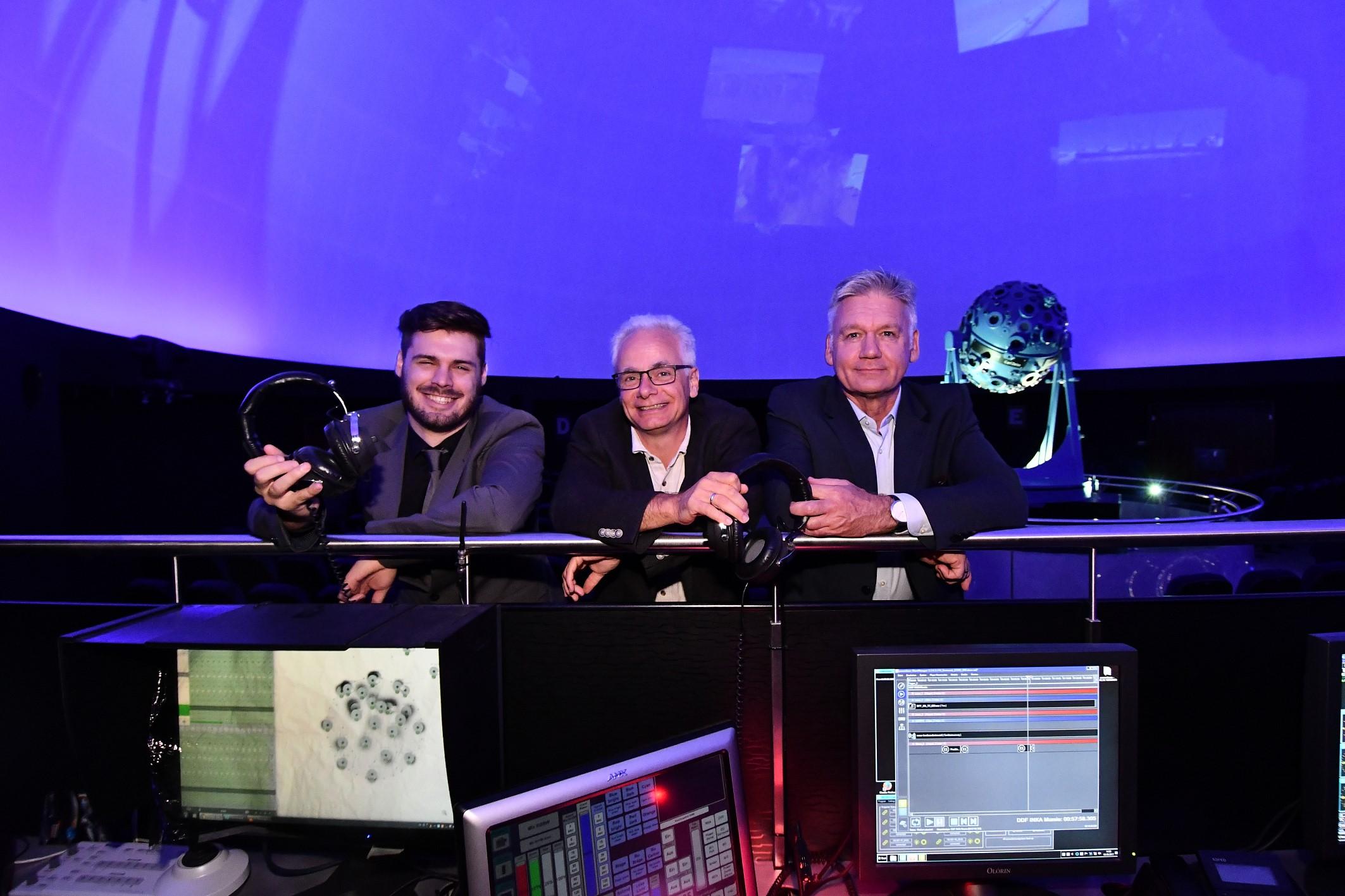 Die Kooperation des ICEM und der FH-Dortmund mit dem Planetarium ...