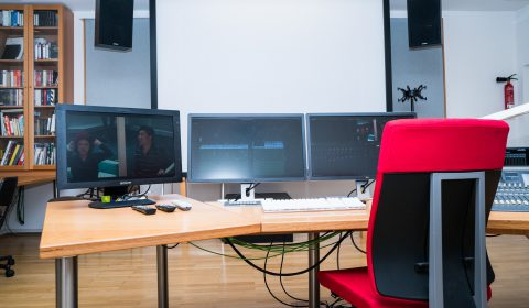Medienstudio ICEM (c) Rebecca ter Braak 2018
