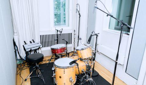 Tonstudio ICEM (c) Rebecca ter Braak 2018