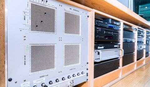 Mobiles Recordingequipment (32 Kanal)