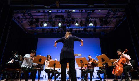 Just in Time Klassenkonzert (c) Rebecca ter Braak